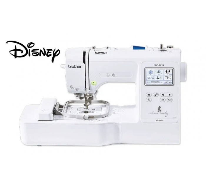 Ricamatrice BROTHER Innovis M 240 D Disney