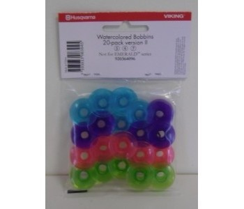 Spoline in plastica colorate ( 20 pz )