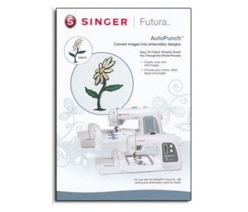Software Singer - Auto Punch per Futura  XL400 e XL550