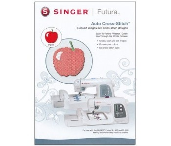 Software Singer - CrossStitch  per Futura  XL400 e XL550