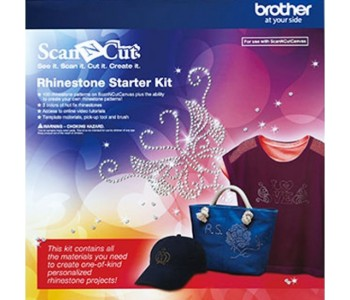 Applicatore strass Scanncut - Starter kit