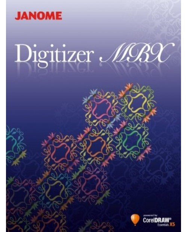 Janome Digitizers 4.5 - Software per ricamo