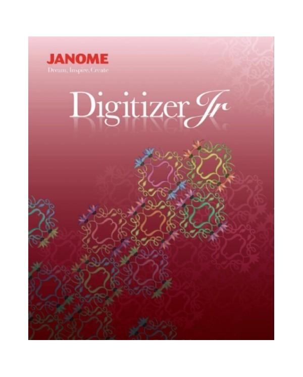 Janome Digitizers Junior 4.5 - Software per ricamo