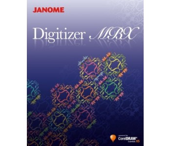Janome Digitizers 4.5 - UPGRADE 1