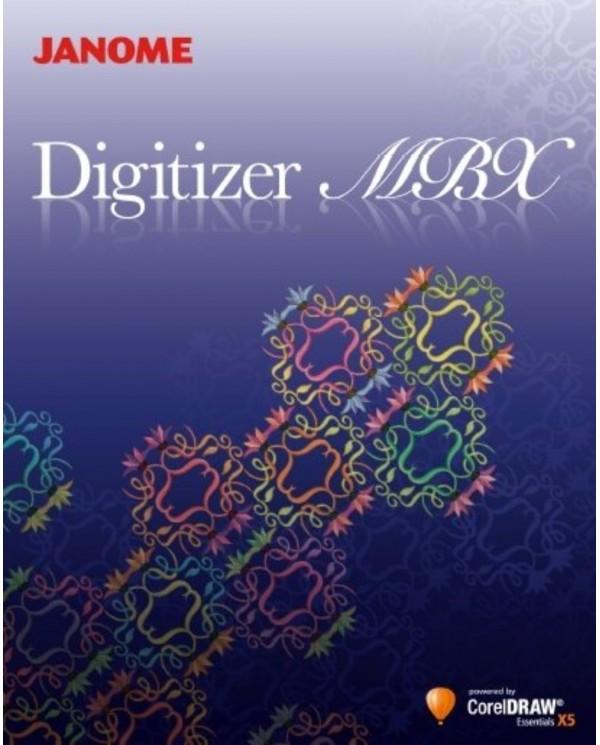 Janome Digitizers 4.5 - UPGRADE 1