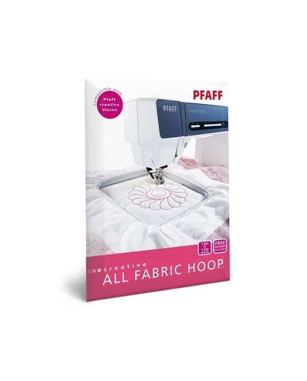 Telaio per ricami - Pfaff creative All Fabric Hoop 2 - 820889096