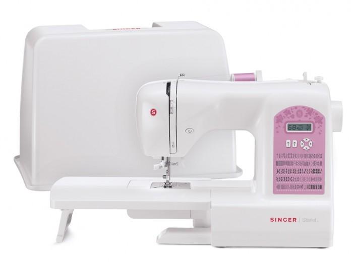 Macchine da cucire singer starlet