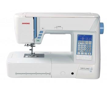Janome Skyline S3 - Macchina per cucire elettronica