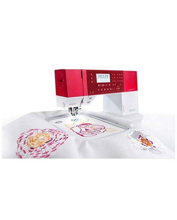Macchina per cucire e ricamare Pfaff creative 1.5 - 5 ANNI DI GARANZIA
