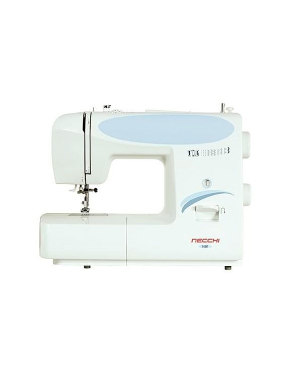 Macchina per cucire meccanica Necchi N81 + PIEDINO TAGLIACUCI NECCHI