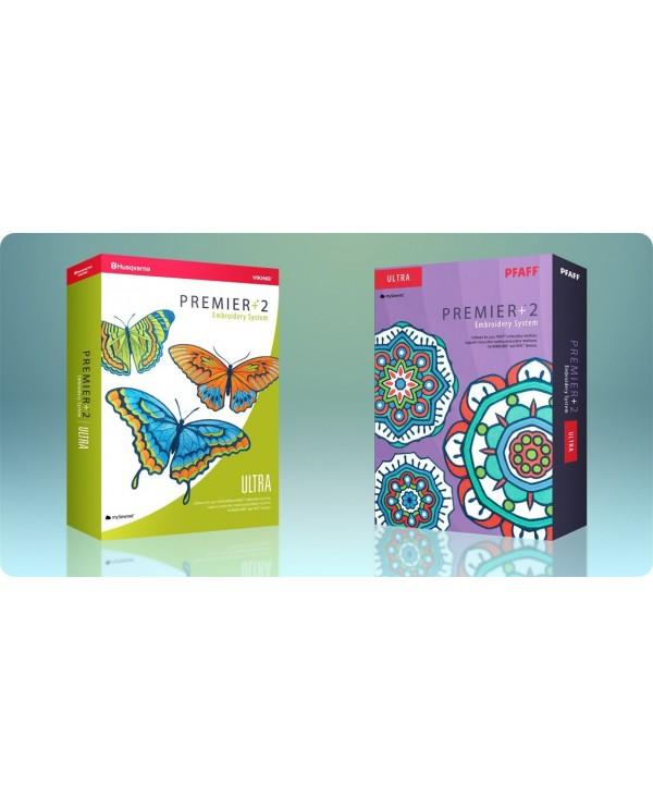 Software per ricamo Premier+ 2 ULTRA - 821123096 - Pfaff e Husqvarna Viking