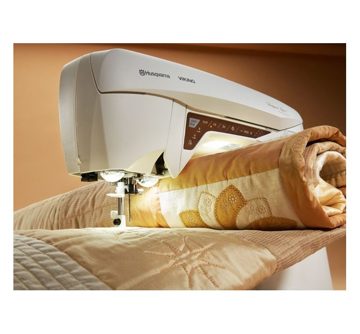 Details about Machine sewing and embroider Husqvarna Viking Designer Topaz  40 - 5 YEARS OF GA
