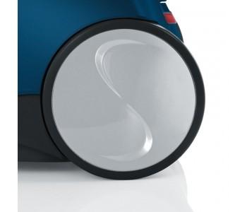 Severin My 7118 Aspirapolvere Multiciclonico, senza Sacco, Blu Scuro [Classe di efficienza energetica B]