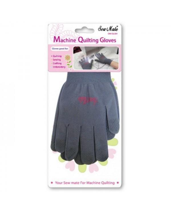 Sew Mate – Machine Quilting Gloves – Guanti per trapunto a macchina - DW-GL001