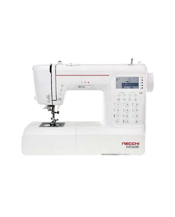 Macchina per cucire elettronica Necchi H50E - Nuovo Modello -
