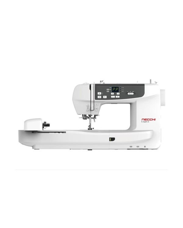 Macchina per cucire e ricamare NECCHI LOGICA NCH05AX + Tablet OMAGGIO