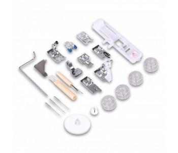 Macchina per cucire Necchi NC-102D - Grande dotazione di accessori