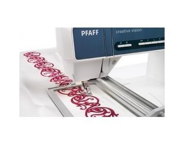 Telai per macchine per cucire e ricamare Pfaff