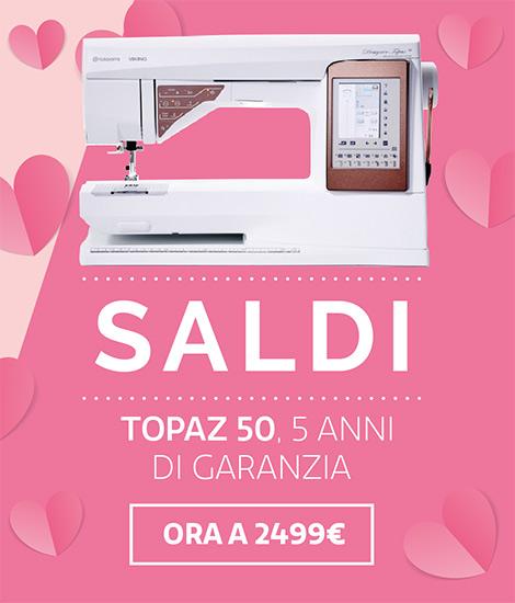 Topaz 50 Promo